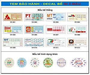 In decal vỡ giá rẻ Hồ Chí Minh