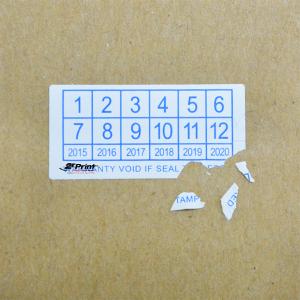 In tem bảo hành giá rẻ quận Bình Thạnh