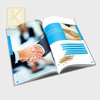 Công nghệ sử dụng để in ấn catalogue