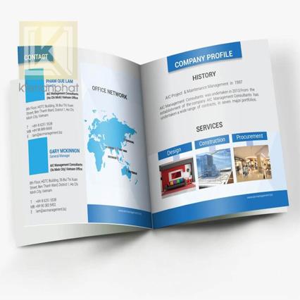 Làm gì để in ấn đượcmột cuốn catalogue hiểu quả ?