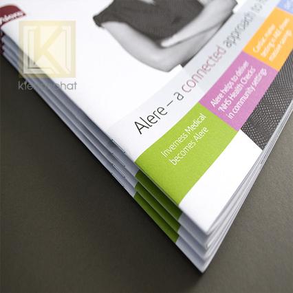 Một số lưu ý khi thiết kế vàin ấn Catalogue
