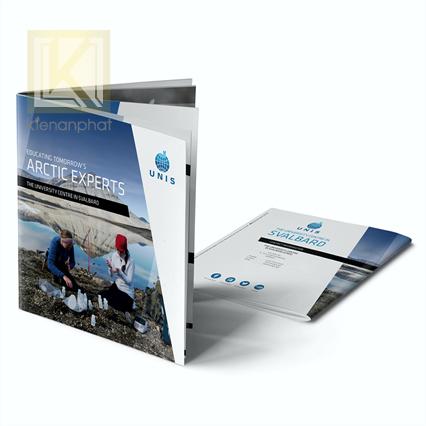 Những chú ý khi thiết kế và in ấn catalogue